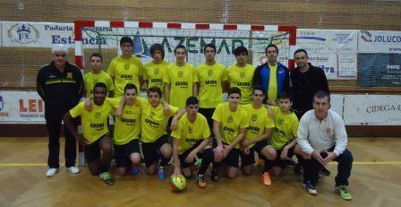 Campeonatos distritais de Futsal (ACR Vale de Cambra) f57dd9e0aa3f1