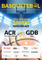 ACR Basquetebol - Seniores: ACR - Leça