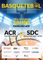 ACR Basquetebol - Seniores: ACR - Sangalhos