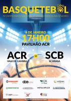 ACR Basquetebol - Seniores: ACR - SC Braga-2