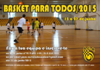 Basket para Todos, 2015