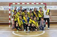 Benjamins campeões de Aveiro