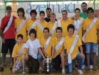 Iniciados ACR Futsal TORNEIO