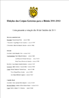 eleiçoes 2011-2013