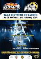 Taça Distrito de Aveiro - Futsal - Finar Four 31mai 1jun 2014