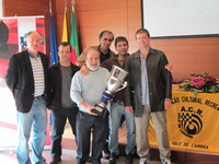 Equipa vencedora Taça Portugal 2012
